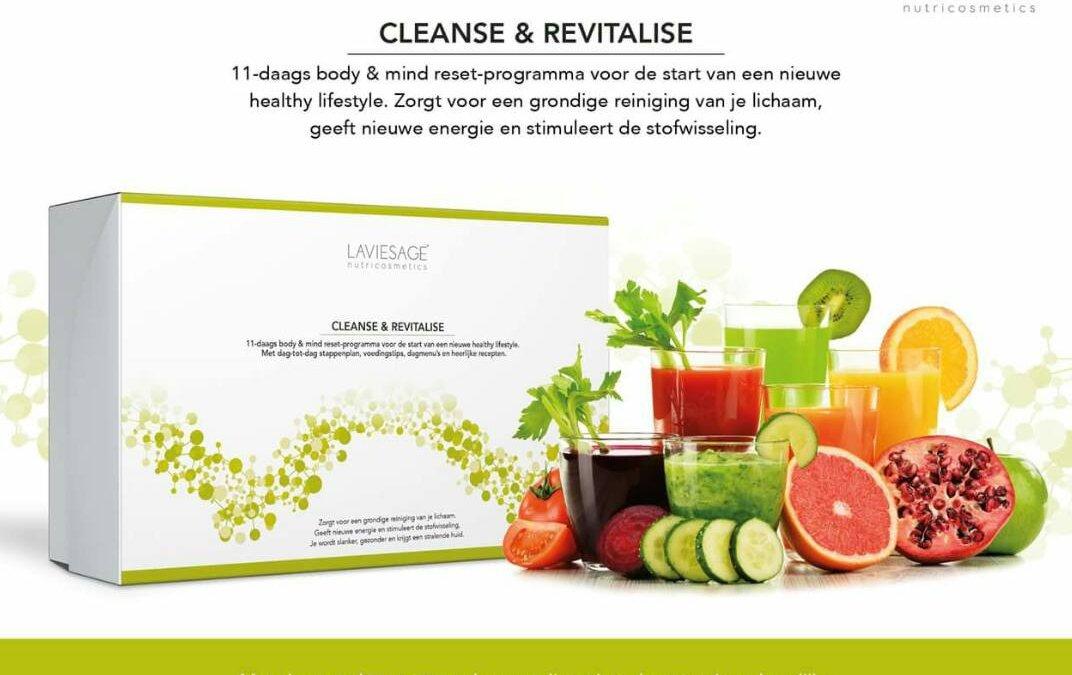11-daagse detox ontgift je lichaam en zorgt voor stralende huid
