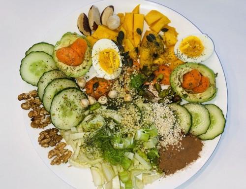 23 Ingrediënten Healthy breakfast