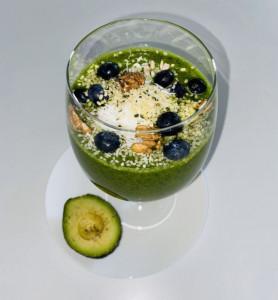 BB's groene smoothie