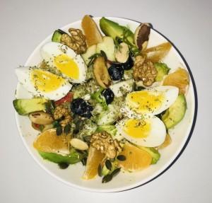 BB's groenten fruit ontbijt