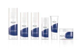 Clear Cell lin van Image Skincare bij acne, puistjes en pukkels
