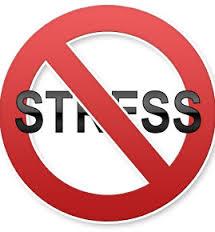 Door stress krijg je meer puistjes