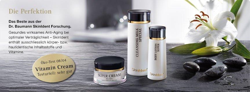Dr. Baumann natuurlijke huidverzorging