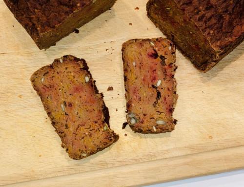 Groenten brood
