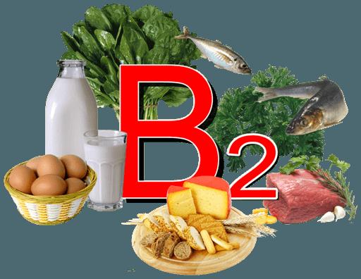 Huidklachten bij tekort aan vitamine B2