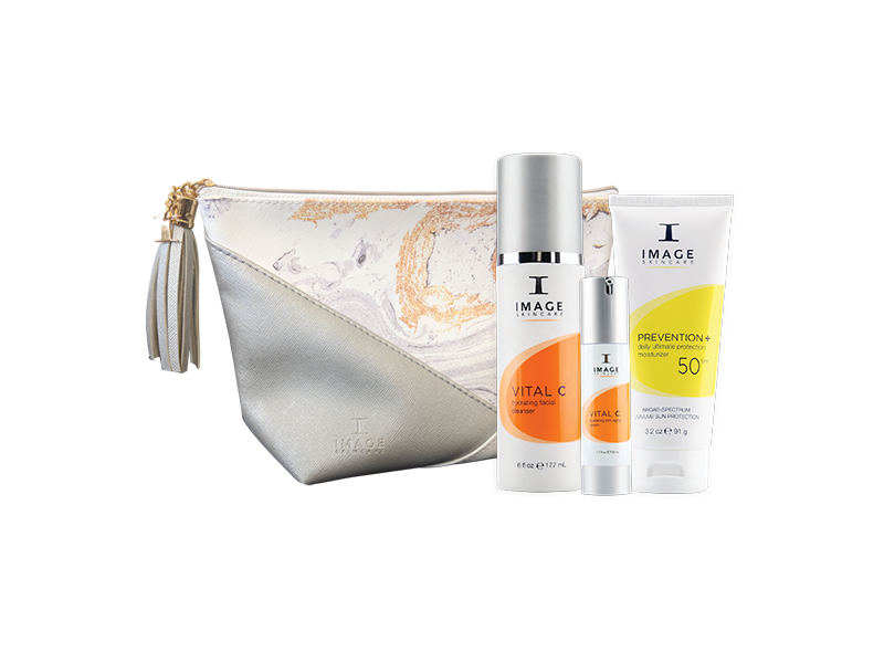 IMAGE SKINCARE HOLIDAY SET 1