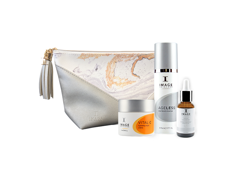 IMAGE SKINCARE HOLIDAY SET 3