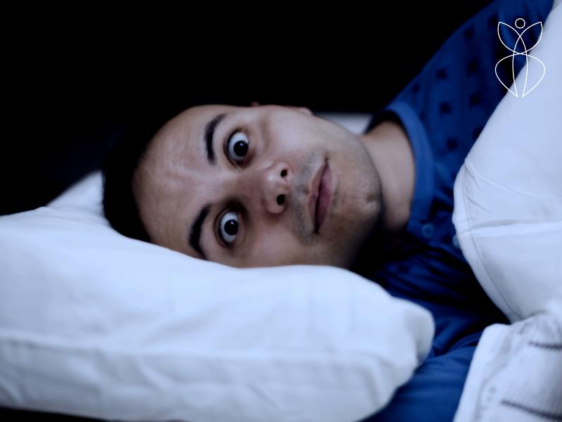 Invloed van chronische stress op spijsverteringsklachten en huidproblemen