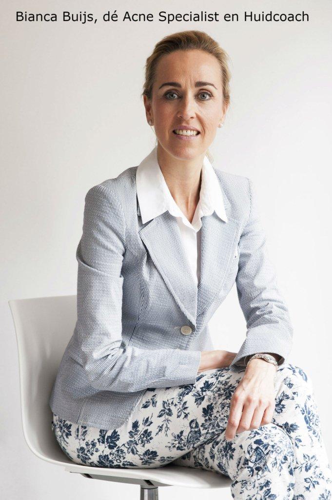 Jeugdpuistjes puberteit behandelen door dé Acne Specialist Bianca Buijs