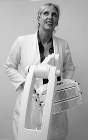 Mariette Annema, eigenaresse MediSkinCare