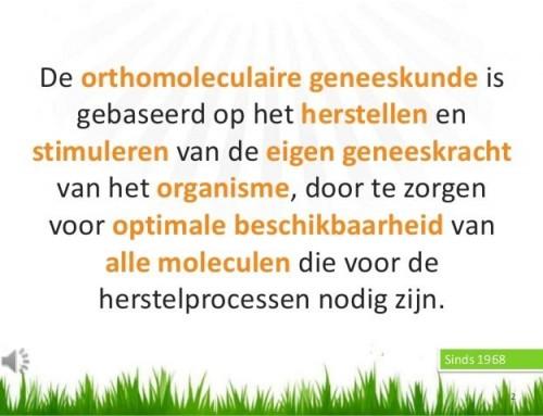 Orthomoleculair therapeut en huidspecialist Haarlem