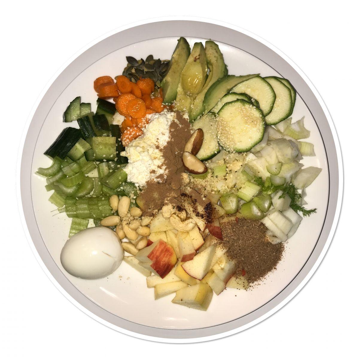 Orthomoleculaire voeding voor een gezonde huid van binnenuit