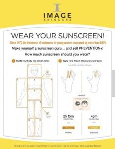 Huidverjonging, bescherm je huid iedere dag met SPF.