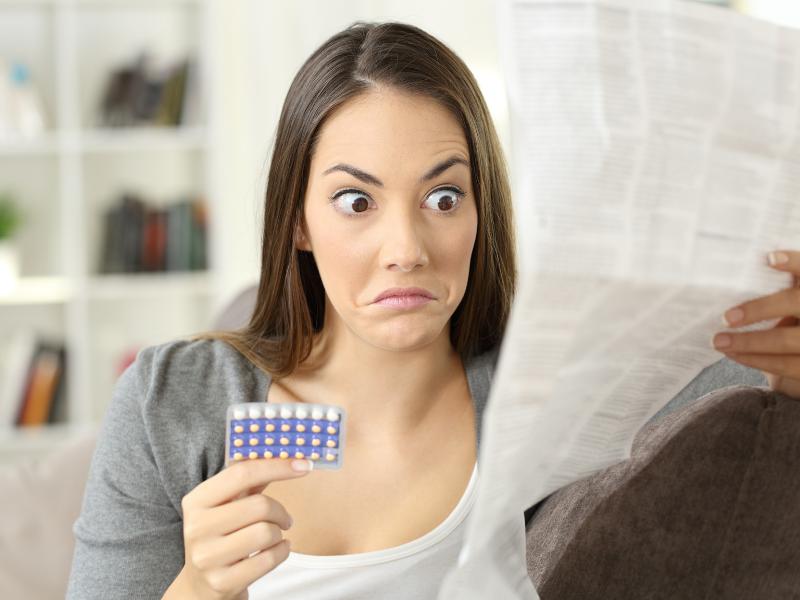 Pil of spiraal gebruik op langere termijn ongezond?