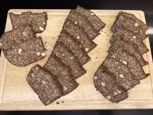 Tijgernoten brood