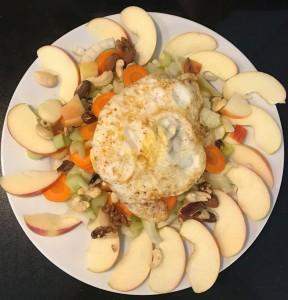 Triggervrij groenten ontbijt