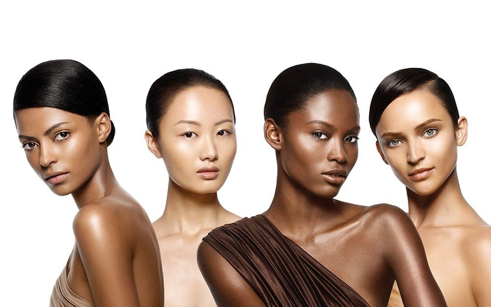 huidverzorging donkere huid
